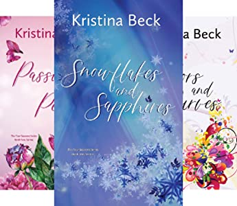 3 different covers portraying seasons
